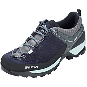 Salewa MTN Trainer Shoes Women Premium Navy/Subtle Green